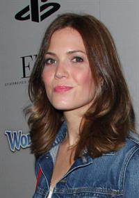 Mandy Moore EBMRF & Sony PlayStation's Epic Halloween Bash - October 27, 2012