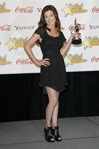 Margo Harshman - ShoWest 2009 Awards in Las Vegas