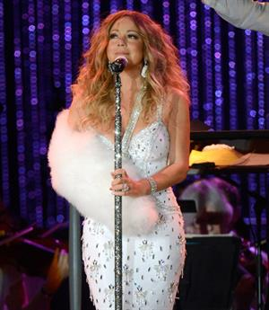 Mariah Carey MLB All Star Charity Concert Benefiting Sandy Relief -- New York, Jul 13, 2013