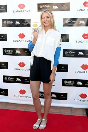 Maria Sharapova  Sugarpova Event at the La Quinta Resort  March 6, 2013