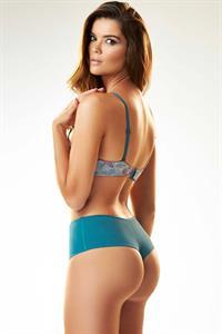 Natasha Barnard in lingerie - ass