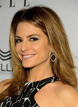 Maria Menounos ELLE's Women in Television Celebration in Los Angeles 24.01.13