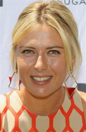 Maria Sharapova 'Sugarpova' launch at Crown Entertainment Complein Melbourne January 11, 2013