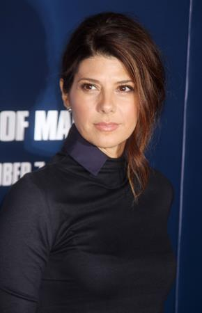 Marisa Tomei 'Ides Of March' New York City premiere 2011-10-05