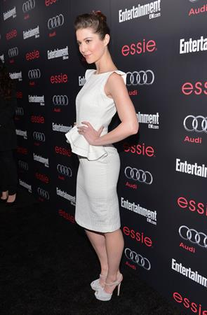 Mary Elizabeth Winstead The Entertainment Weekly Pre-SAG Party, Jan 26, 2013