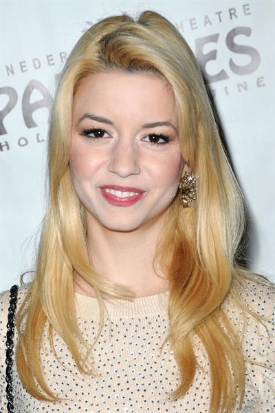 Masiela Lusha  Peter Pan  Opening Night in Hollywood on January 15, 2013
