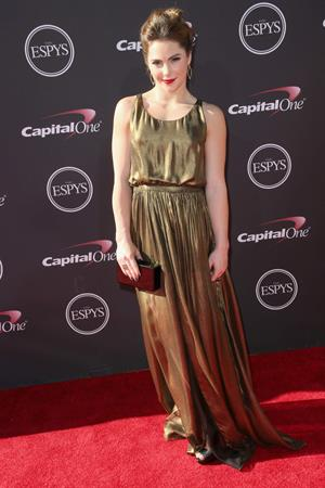 McKayla Maroney attends the 2013 ESPY Awards at Nokia Theatre L.A. Live in Los Angeles - July 17, 2013