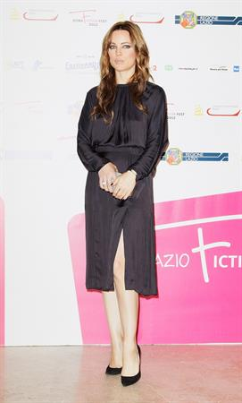Melissa George 2012 Roma Fiction Fest - Opening Ceremony (Sep 30, 2012)