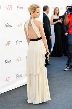 Mena Suvari - AFI Life Achievement Award in Los Angeles  -  June 7, 2012