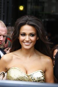 Michelle Keegan British Soap Awards May 14, 2011