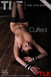 Alex C in  Cuffed  for The Life Erotic