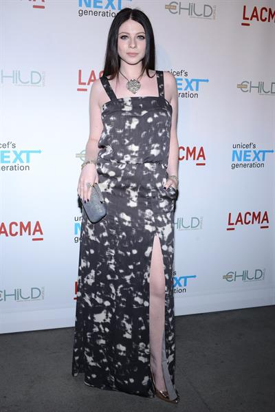 Michelle Trachtenberg - UNICEF Net Generation LA Chapter and Chateau Marmont in Los Angeles - 9/5/2013