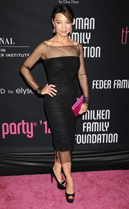 Ming Na - Eighth Annual Pink Party - October 27, 2012