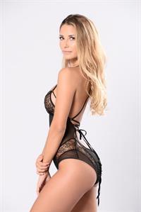 Sierra Skye in lingerie
