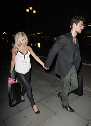 Mollie King Cuckoo Club on July 22, 2011