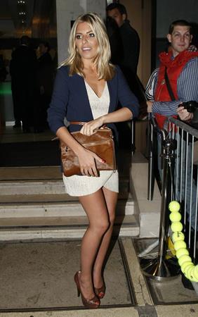 Mollie King - WTA Tour Pre-Wimbledon Party in London (June 21, 2012)