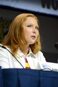 Molly Quinn WonderCon Anaheim 2013 Day 1 -- Mar. 29, 2013