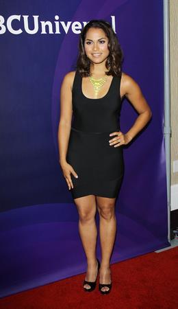 Monica Raymund NBC Universal TCA Summer Press Tour (July 24, 2012)