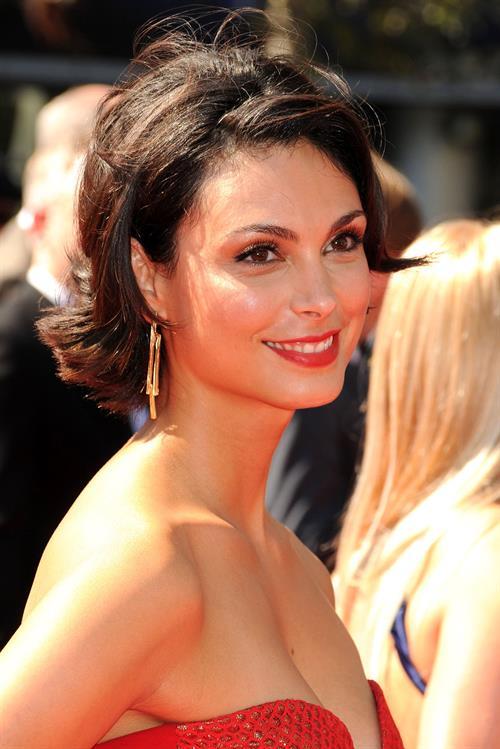 Morena Baccarin - Creative Arts Emmy Awards 9/15/12