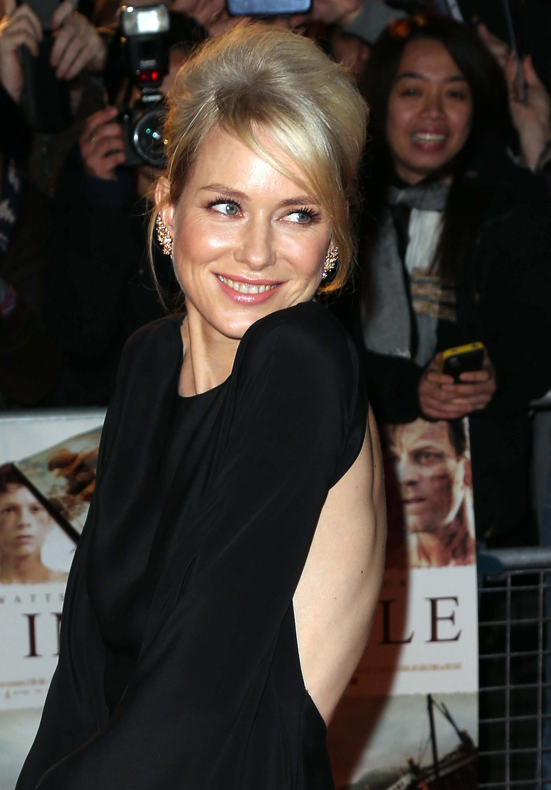 Naomi Watts - The Impossible premiere, London on Nov 20, 2012