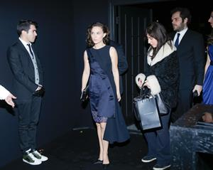 Natalie Portman – Guggenheim International Gala 11/6/13