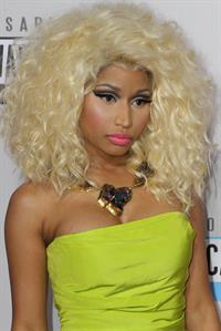 Nicki Minaj American Music Awards (November 18, 2012)