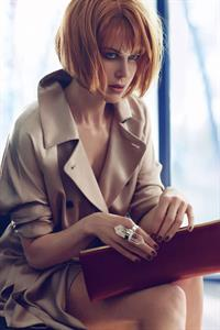 Nicole Kidman - Jimmy Choo Autumn/Winter 2013