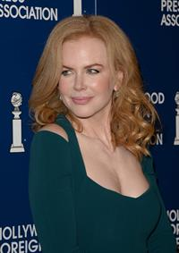 Nicole Kidman Hollywood Foreign Press Association Luncheon in Beverly Hills - August 13, 2013