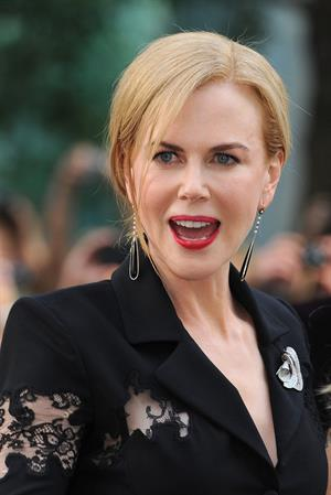 Nicole Kidman  The Railway Man  Premiere at Toronto International Film Festival -- Sep. 6, 2013