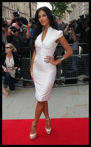 Nicole Scherzinger - X Factor Season Launch at the Corinthian Hotel in London (Aug 16, 2012)