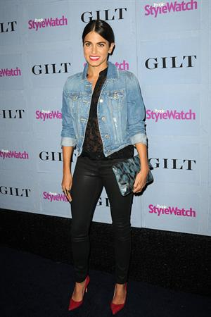 Nikki Reed People StyleWatch Denim Party in West Hollywood, Sep. 19, 2013