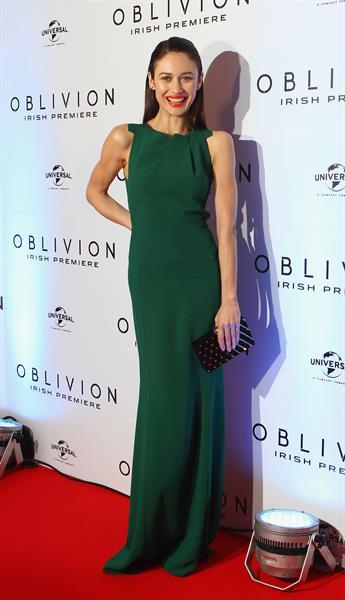 Olga Kurylenko  Oblivion  Dublin Premiere -- Apr. 3, 2013