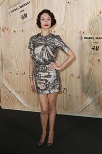 Olga Kurylenko 'Isabel Marant For H&M' Photocall -- Paris, Oct. 24, 2013
