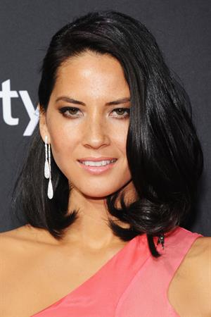 Olivia Munn 2nd Annual NFL Honors, Feb 2, 2013
