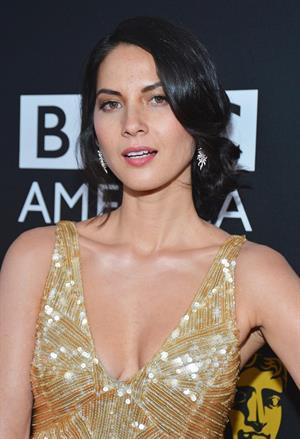 Olivia Munn 2012 BAFTA Los Angeles Britannia Awards, November 8, 2012