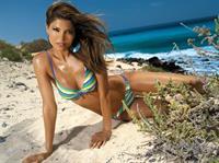 Analu Campos in a bikini