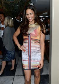 Paula Patton - Sundance Institute benefit in West Hollywood 06/06/12