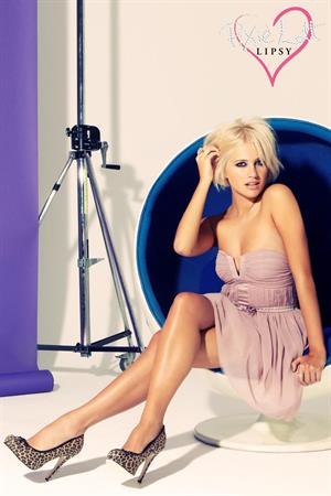 Pixie Lott Lipsy 2011 Autumn/Winter photoshoot