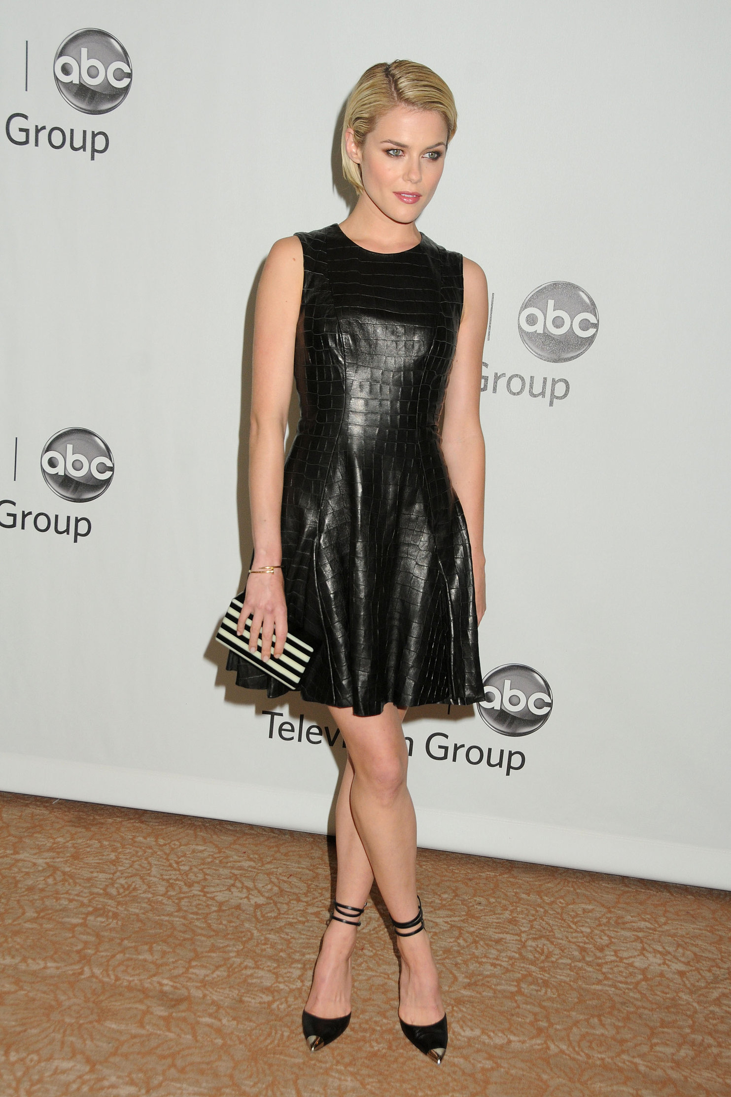 Rachael Taylor - 2012 TCA Summer Press Tour - Disney ABC Television Group Party (July 27, 2012)