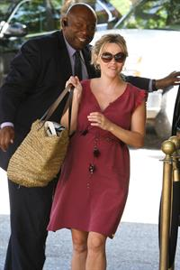 Reese Witherspoon - Heads to special event with husband in Pasadena (July 14, 2012)