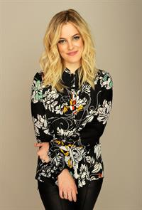 Riley Keough Tribeca Film Festival Portrait Studio - Day 3 (April 21, 2012)