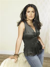 Salma Hayek - Talan Redbook Magazine Photoshoot