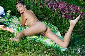 Paula Shy in  Sereno  for Met-Art