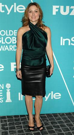 Sasha Alexander HFPA and InStyle present A Night of Firsts in Los Angeles 8/12/2011