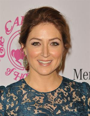 Sasha Alexander - 26th Annual Carousal Of Hope Gala in Beverly Hills - California - October 20, 2012