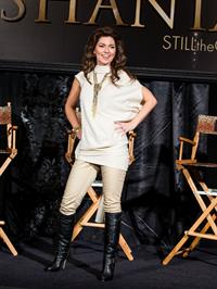 Shania Twain 'Still The One' Residency Show Press Conference (November 30, 2012)
