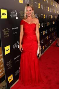 Sharon Case - 39th Annual Daytime Emmy Awards in Beverly Hills (June 23, 2012)