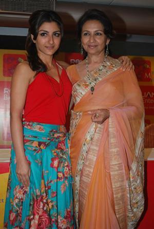 Soha Ali Khan at Mami Festival in Mumbai 2009