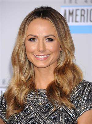 Stacy Keibler American Music Awards (November 18, 2012)