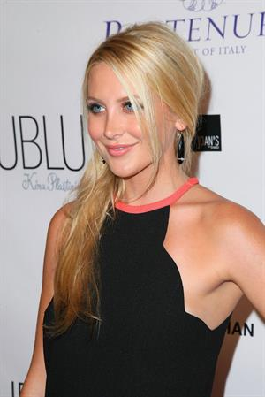 Stephanie Pratt - Kira Plastinina & Adeel Khan Celebrate The LUBLU Autumn - Winter 2013 Collection (August 25, 2012)